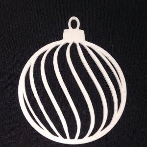 vánoční ozdoba koule