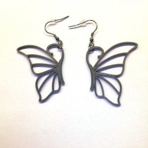 motýl šedivý