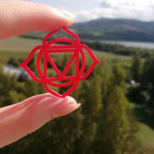červená kořenová čakra – Muladhara